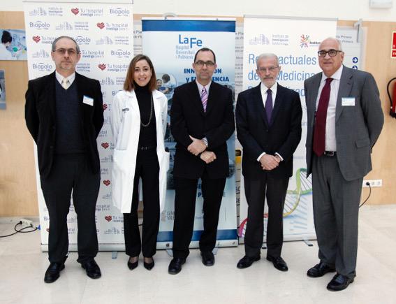 Jornada Instituto Roche Medicina personalizada